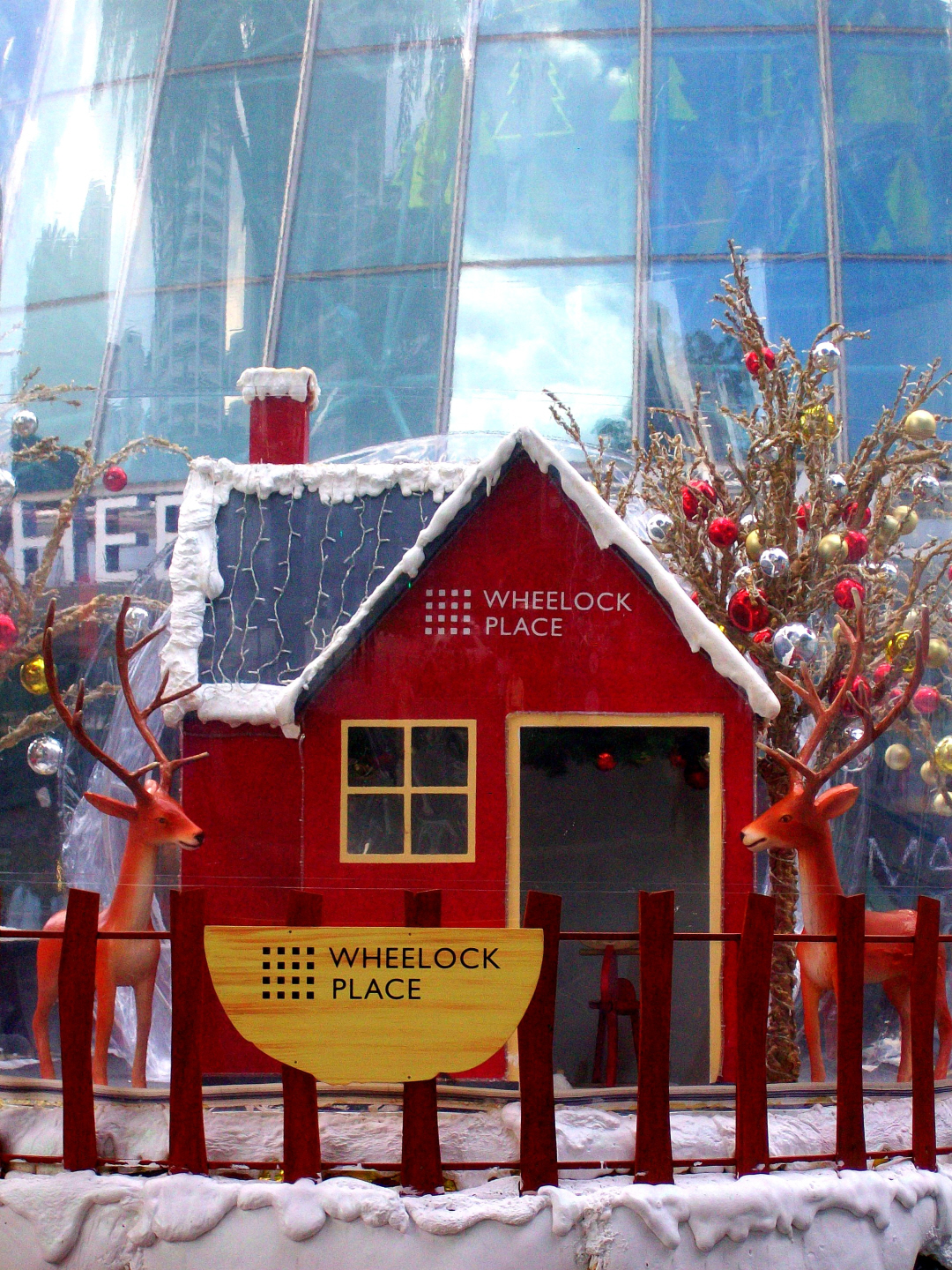 Christmas on Orchard Street - Singapore