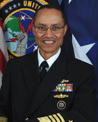 Admiral Cecil D. Haney, US Strategic Command,  USSTRATCOM